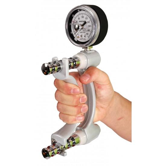 Hydraulische dynamometer hand
