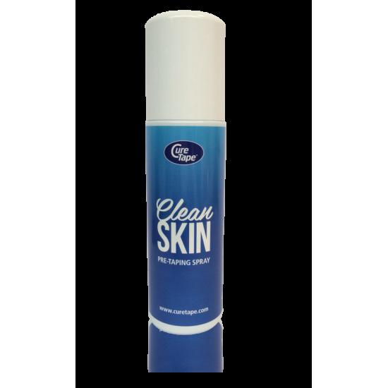 Clean Skin Pre Taping spray...