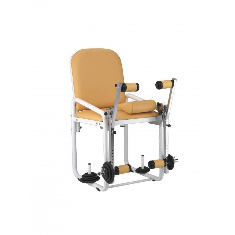 Chaise quadriceps design corporel