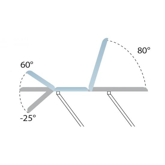 Table électrique 5 plans -...
