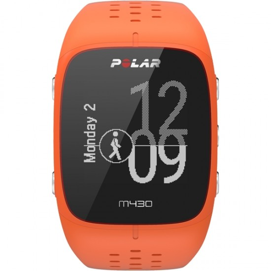 Polar M430 orange OHR