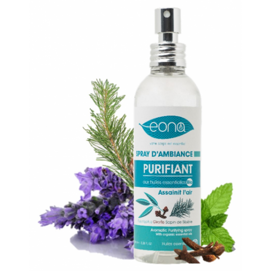 Spray purifiant bio 100 ml