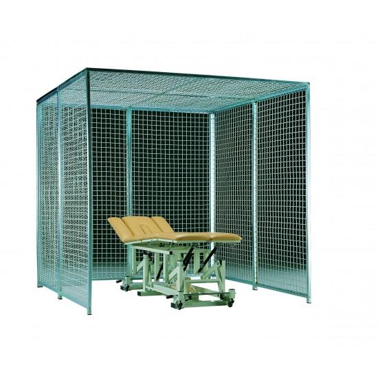 Cage pouliethérapie