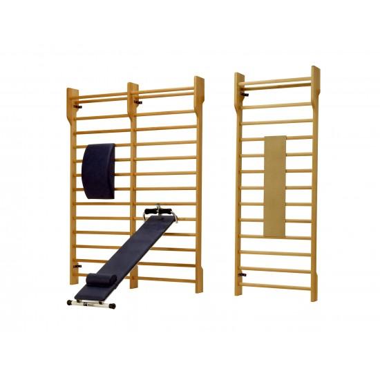 Espalier bois modèle luxe