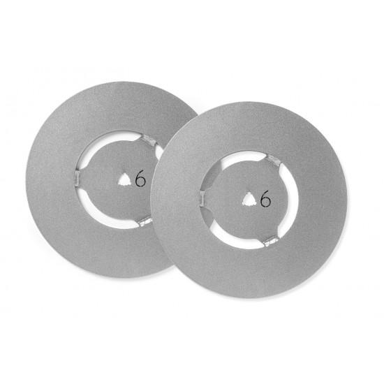 Set disques 6 mm (Pro)