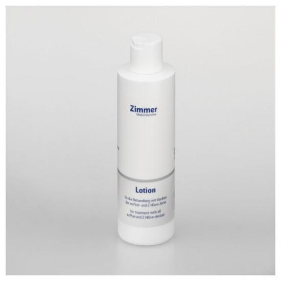 Zimmer EnPuls lotion contact